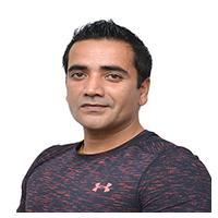 Mr. Krishan Tiwari